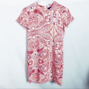 ADRIENNE VITTADINI | Paisley Shift Dress